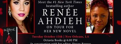 An Evening with YA Author Renée Ahdieh Presenting THE BEAUTIFUL