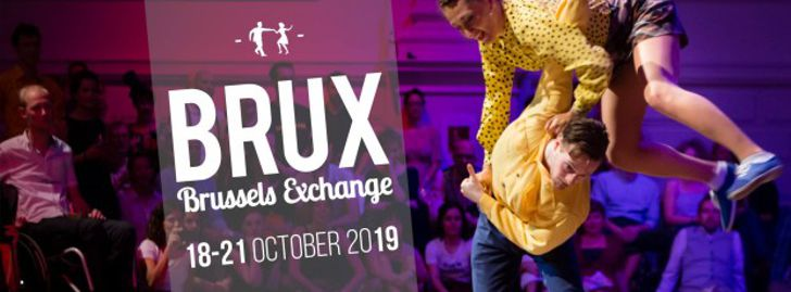BRUX 2019 - Brussels' 6th Lindy Exchange