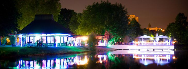 Salsa On the Lake @ Nil - Cafe am See