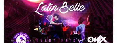Latin Belle Friday Nights