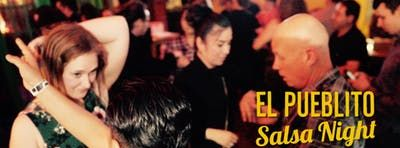 Salsa Mixer and Party at El Pueblito Patio 11/09