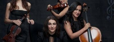 'Quartetto Tomassini  In the footsteps of Astor Piazzolla'