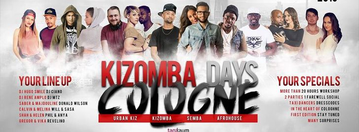 Kizomba Days Cologne