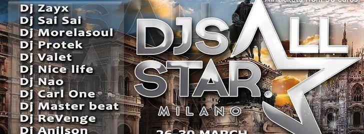 Djs All star Milan 2nd Edition