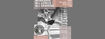 From Paris to ATX: On Heels Dance Workshop (All Levels - All Genders)