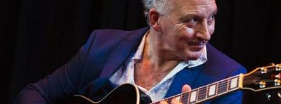 The Django Reinhardt Festival with Special Guest Roger Kellaway
