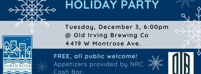 North River Commission Annual Holiday Gathering