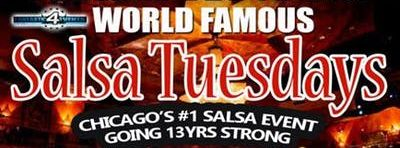 World Famous Salsa Tuesday @ Alhambra - Dec 10th 2019