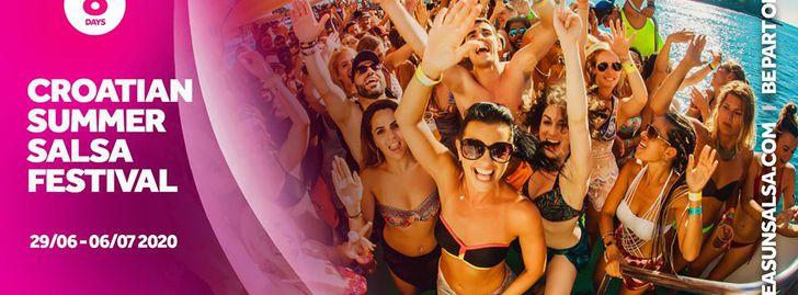 Croatian Summer Salsa Festival *official event*