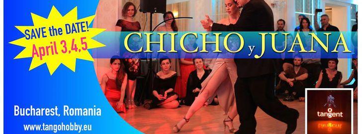 Chicho y Juana in Romania - Tango Ambassadors 5, Bucharest