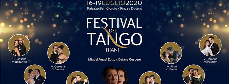 Festival Internazionale del Tango Trani - VIII edizione