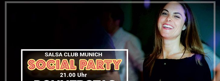 Salsa SocialThursday @ Salsa Club Munich