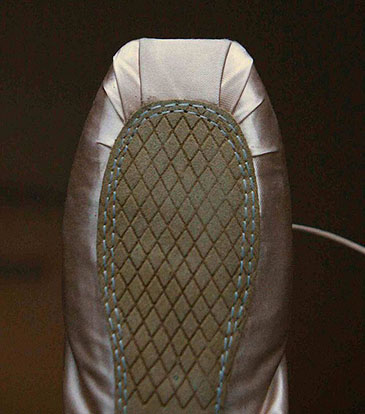 Pointe Shoe Sole