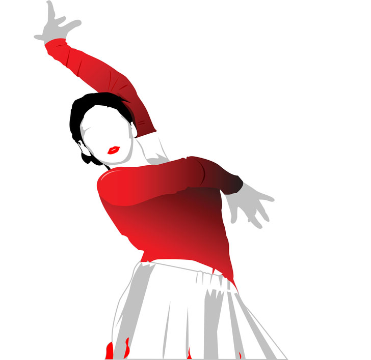 The A to Z's of Flamenco Dance: B is for Braceo