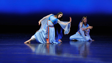 Persian Dance – The Struggle for Identity