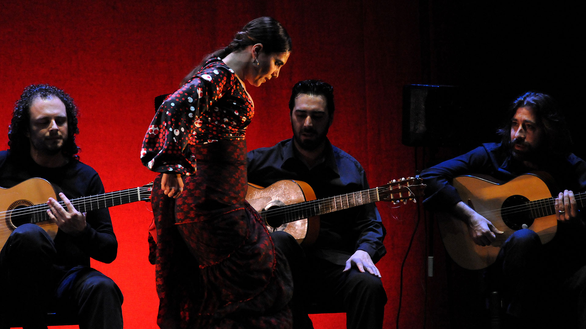 The A to Z's of Flamenco Dance:  G is for Guitar Accompaniment