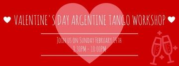 Valentine's Day Argentine Tango Workshop