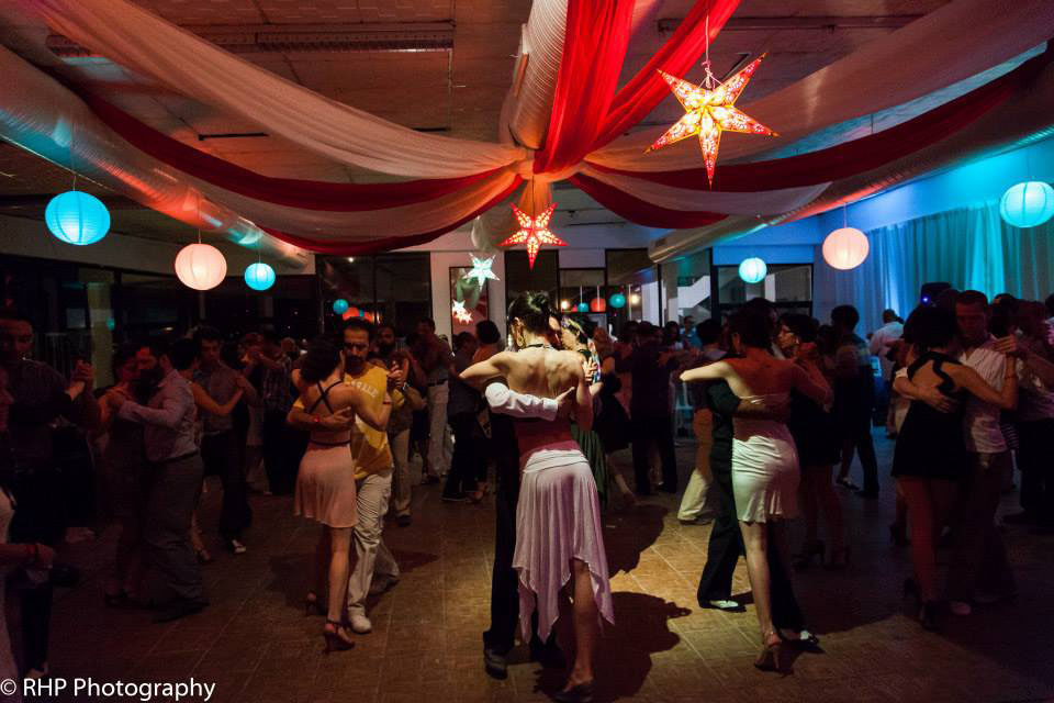 All-Night Milonga at Puerto Rico Tango Marathon 2016