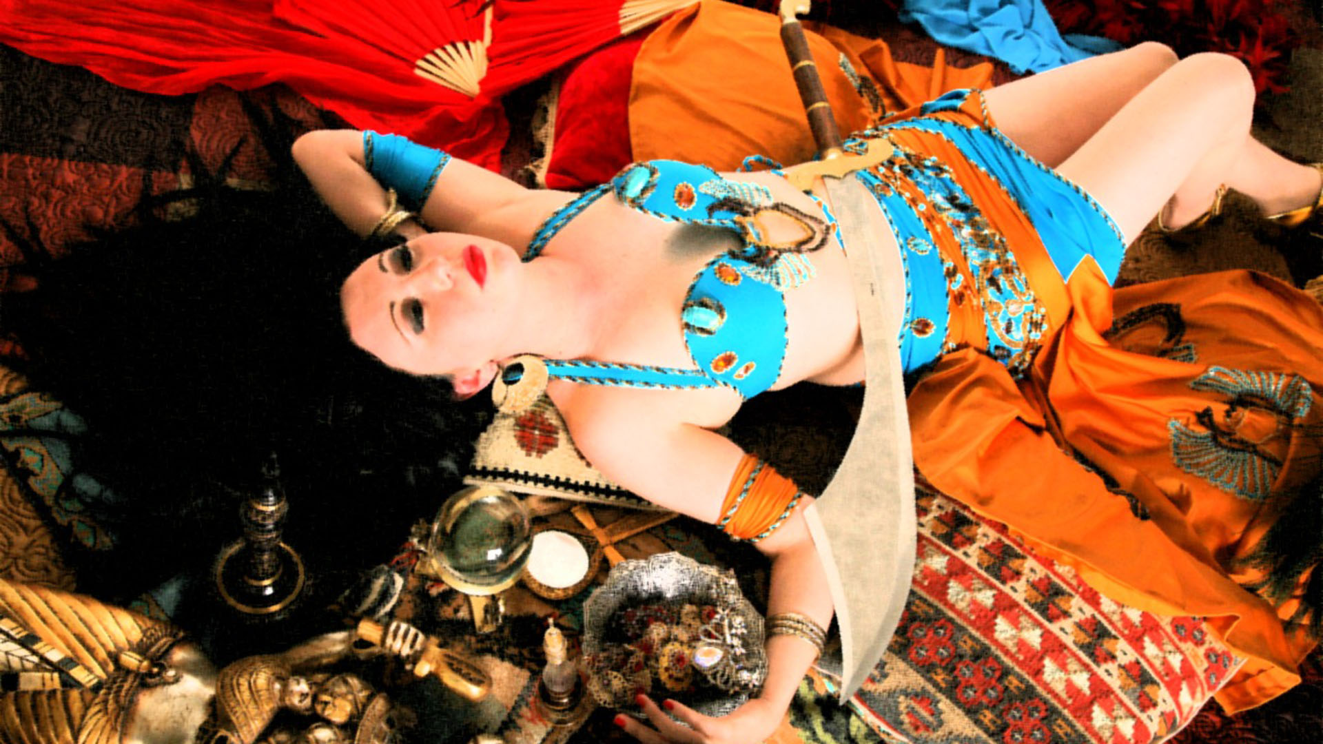 What is Belly dance?
