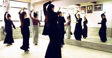 The A to Z's of Flamenco Dance:  I is for Instruction