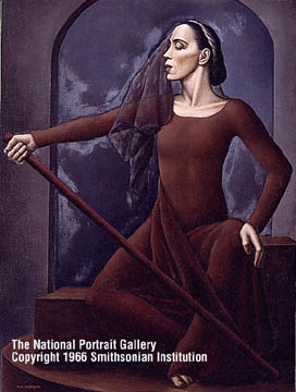 The Second Generation of Modern dance included Martha Graham