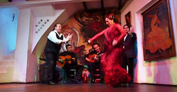 The A to Z's of Flamenco Dance: J is for Jaleo