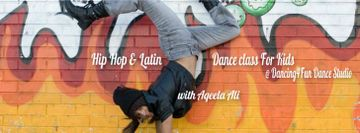 Hip Hop & Latin dance class for kids + Performance Tues & Thurs