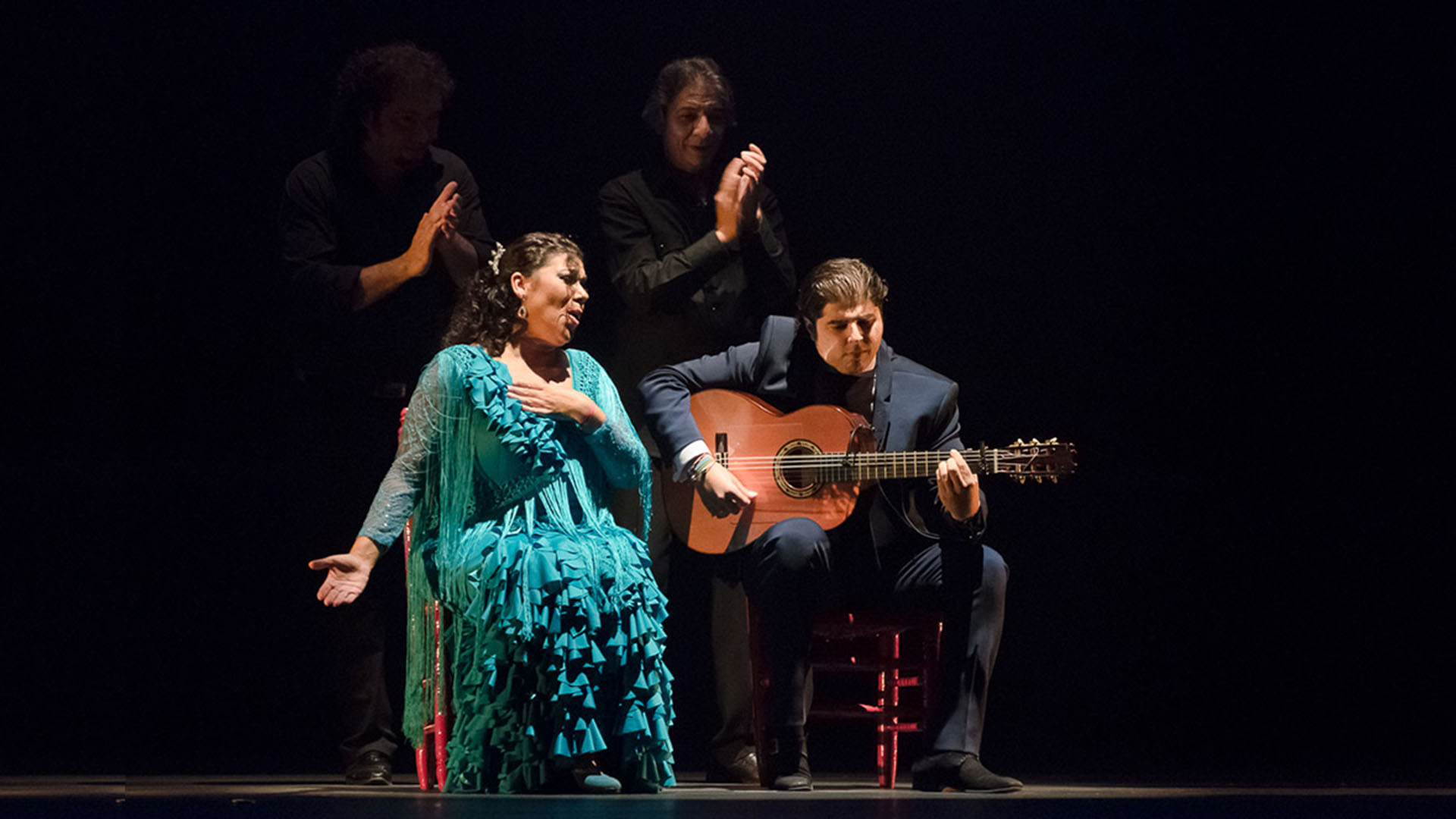 The A to Z's of Flamenco Dance:  L is for Listen
