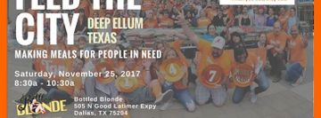 TangoTab's Feed The City: Deep Ellum