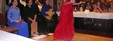 Flamenco Show and 'all you can eat' Paella