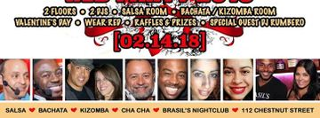 Baila! Wednesdays RED PARTY - 2 Floors