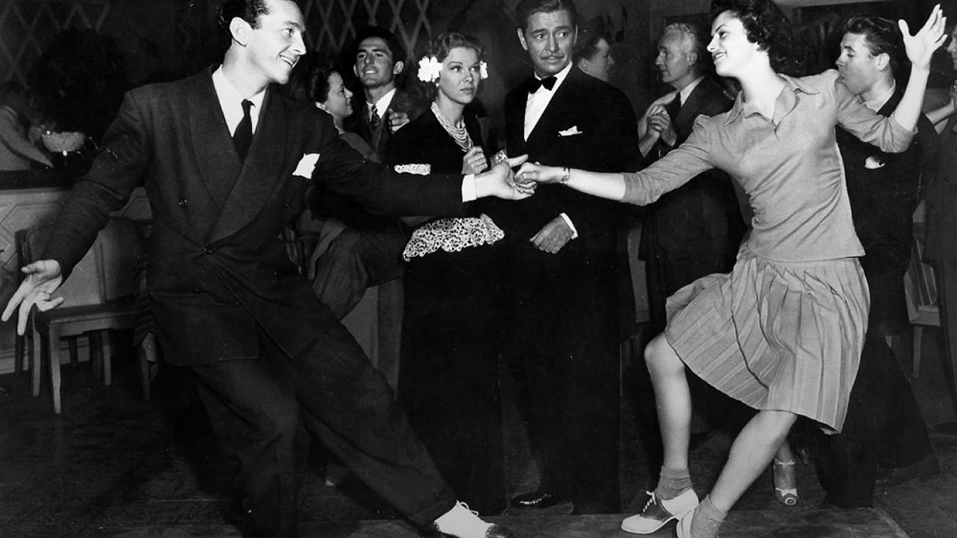 The Diversity of Swing Dance