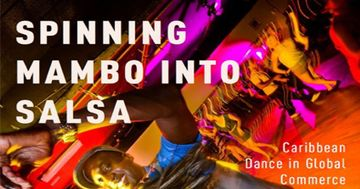 "Interview with Juliet McMains - book author of ""Spinning Mambo into Salsa..."""