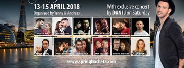Spring Bachata in London. 13-15 April 2018