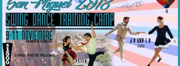 San Miguel Swing Dance Training Camp