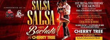 Salsa Salsa Meets Bachata Socials - The Cherry Tree