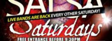 Salsa Party Saturday - Club 118
