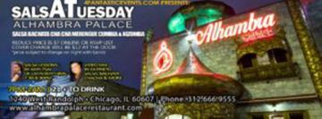 Salsa Tuesdays - Alhambra Palace
