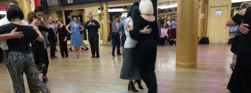 Argentine Tango Practica Wednesdays @ DanceSport
