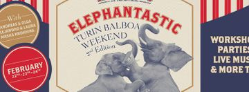 Elephantastic Turin Balboa Weekend Two