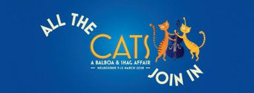 All The Cats Join In A Balboa & Shag Affair
