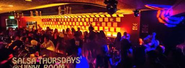 Salsa Thursdays - Vinyl Room