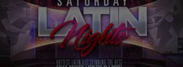 Saturday Latin Nights - Sin City Salseros