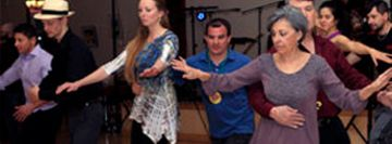 Salsa & Bachata Lessons & Dance Party - Denver Turnveiren