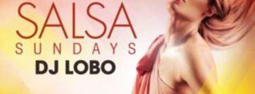Salsa Sundays - Blue Ice Lounge