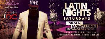 Latin Night Saturdays - Paladium