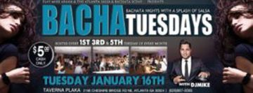 Bachata Tuesdays - Tavern Plaka