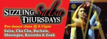 Sizzling Salsa Thursdays - Viva Dance Studio