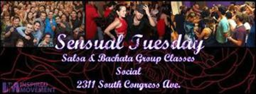 Sensual Tuesday Latin Social, Salsa Lesson @ IM Studio