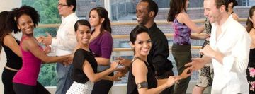 Advanced Beginner Salsa at the Ailey Extension